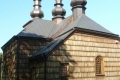 cerkiew greckokatolicka w Łosiu