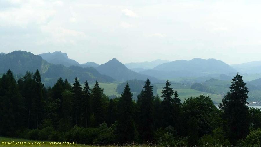 Macelak i Nowa Góra w środku