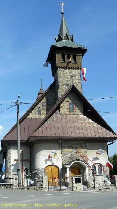 kościółek w Dursztynie