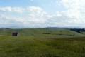 panorama Tatr nad Dursztynem