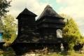 zabytkowa XVII w. cerkiew w Użoku