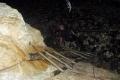 drabinka w jaskini