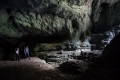 w jaskini Cetatile Radesei