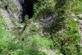 podejście do jaskini Cetatile Radesei