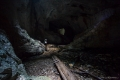 wnętrze jaskini Cetatile Radesei