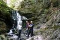 nasza ekipa przy wodospadzie
