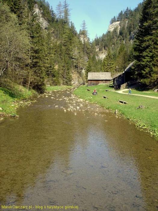 potok Kwaczanka