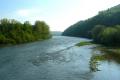 Dunajec w Jazowsku