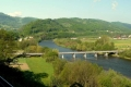most na Dunajcu w Jazowsku