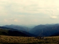 spojrzenie w stronę Lubochniańskiej doliny