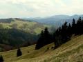 dolina Mocidla i szczyt Javoriny
