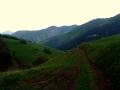 zejście w dolinę Małą Turecką
