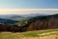 panorama od Radziejowej po Tatry