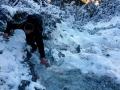 lodowa ścieżka na Rozsutca