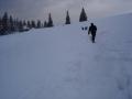 zima na Rusinowej Polanie