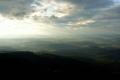panorama ze skały Mała Ostra