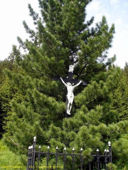 krzyż na Polanie Waksmundzkiej