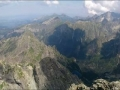 panorama ze słowackich Rysów