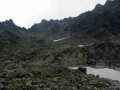 widok w stronę Rysów powyżej Buli