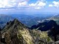 panorama ze słowackiego wierzchołka