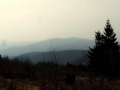 panorama w stronę Dubnika