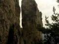 skalisty pejzaż masywu Sipa