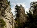 krajobraz skał na Sipie