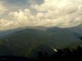 panorama Małej Fatry z Zadniego Sipa