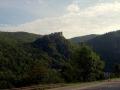 ruiny Starego Hradu Strecno nad Wagiem