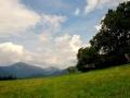 widokowa polana Podsip