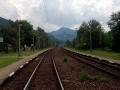 linia kolejowa nad Wagiem