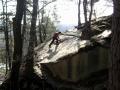 wspinaczka na Grunwald
