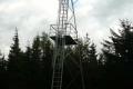 wieża widokowa na Skoruszynie