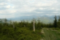 Tatry ze szlaku na Błatną