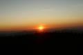zachód słońca ze Skrzycznego