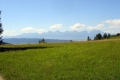 panorama Tatr z Klastoriska