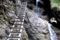 drabinka nad Misiowymi wodospadami