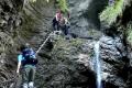 wspinaczka nad Misiowymi wodospadami