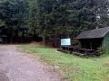 wiata w dolinie Łomniczki