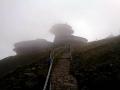 szczyt we mgle