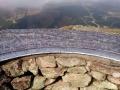 tablica panoramiczna na wierzchołku