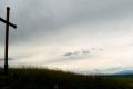 Babia Góra widziana z Dursztyna