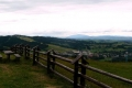 Babia Góra widziana z Czarnej Góry