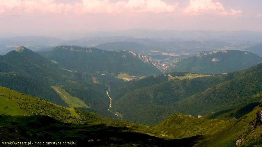 dolina Wratna, Sokolie i Boboty