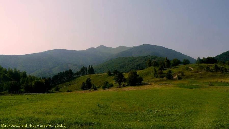 krajobraz Małej Fatry