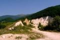 szczyty Małej Fatry nad Sutowskim kamieniołomem