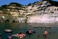 kąpielisko w Sutowskim wodospadzie
