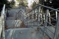 schody na platformie widokowej