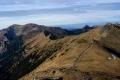 panorama od Ciemniaka po Kasprowy Wierch