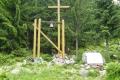 cmentarz w dolinie Żarskiej
